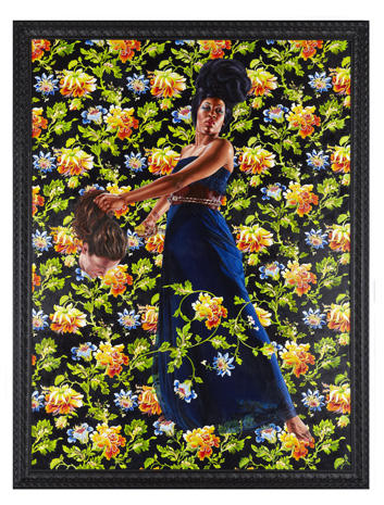 Image result for picture of kehinde wiley judith