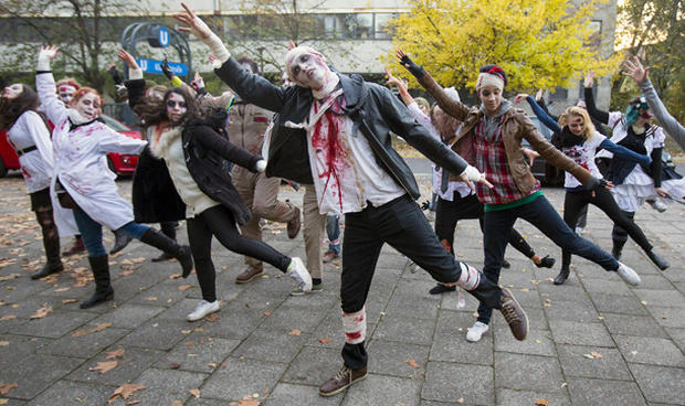 Scary, silly Halloween costumes 2015
