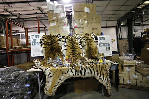 Endangered species warehouse