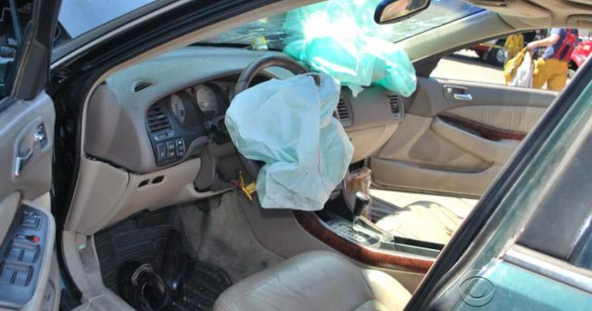 U S  agency fines Takata for faulty airbags