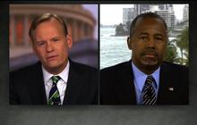 """Dr. Carson: """"Addictions occur in people who are vulnerable"""""""