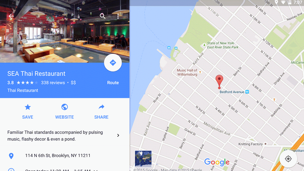 Now you can use google maps even when you lose your connection cbs now you can use google maps even when you lose your connection cbs news gumiabroncs Choice Image