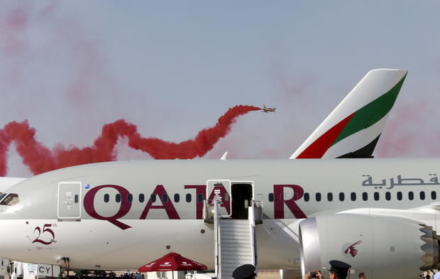 Flying high at the 2015 Dubai Airshow