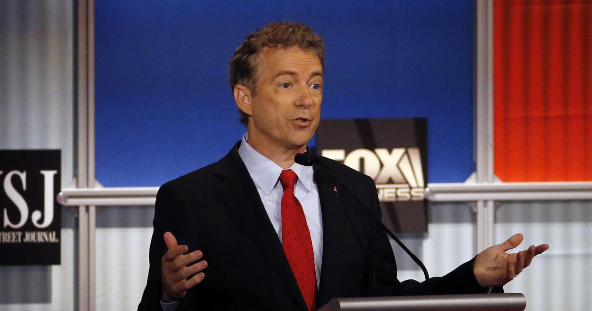 How Rand Paul barely made it into Tuesday's main debate ...