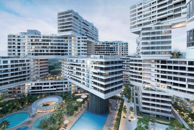 World Building Of The Year   Top Architectural Designs Chosen At The World  Architectural Festival 2015   Pictures   CBS News