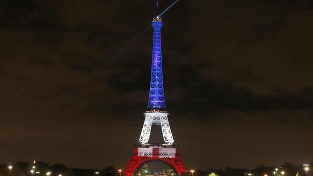 Deadly attacks across Paris