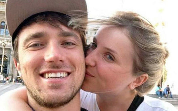 Mathias Dymarski and Marie Lausch were among the victims killed in the Nov. 13, 2015, terror attacks in Paris, their friend Clara Regigny posted to Twitter Nov. 14, 2015.