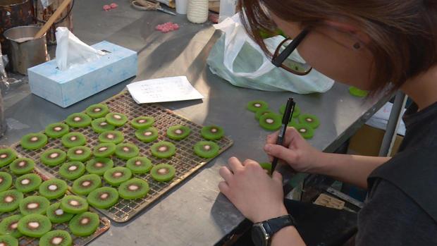 Culinary art: Japan's fascinating plastic food