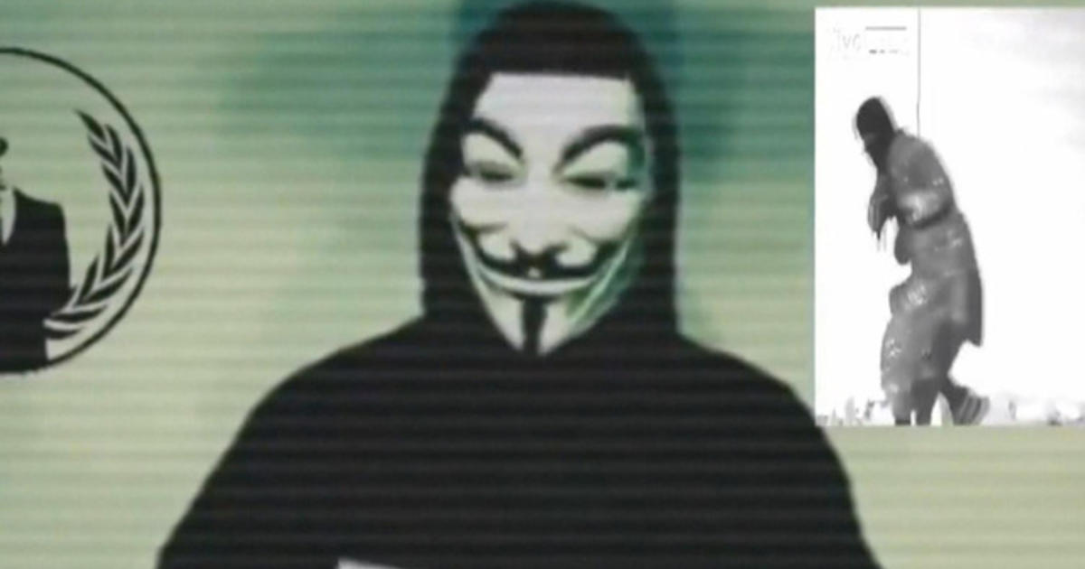 Hacker group Anonymous ramps up cyber attacks on ISIS