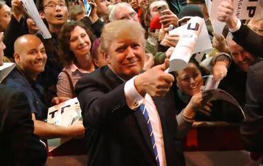 Donald Trump walks back Muslim database comments