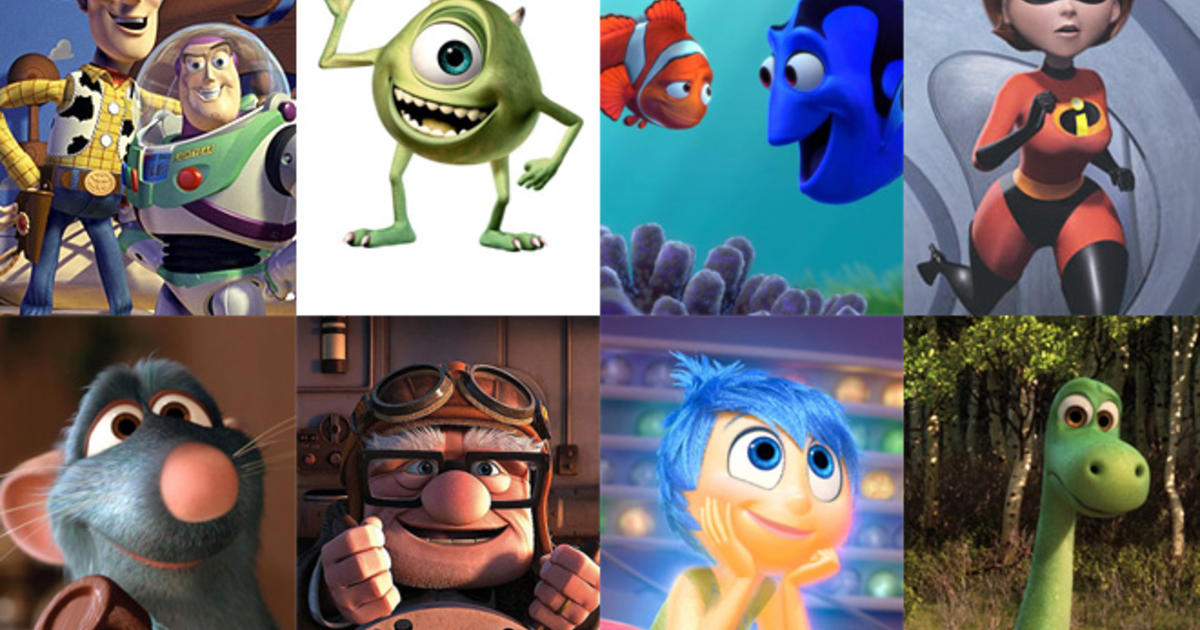 Behind the scenes at Pixar Animation Studio, celebrating ...
