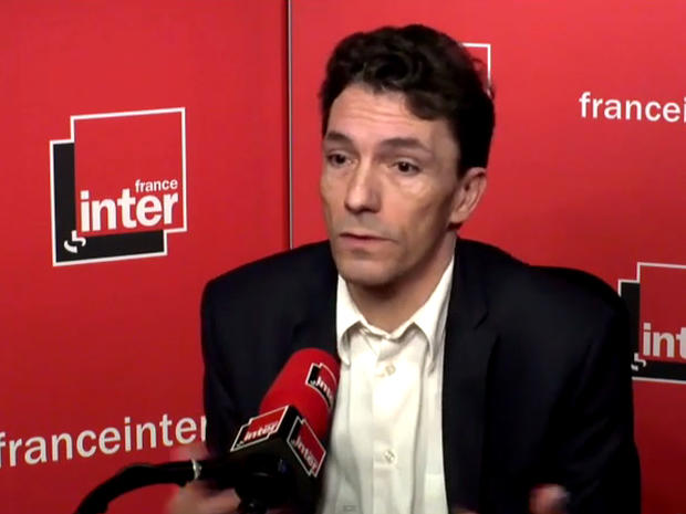 Former head of the French courts' counterterrorism invesgitations, Judge Marc Trevidic