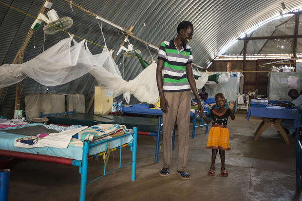 South Sudan survival story