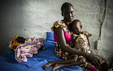 South Sudan survival story