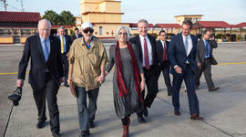 Alan Gross' last moments in Cuba