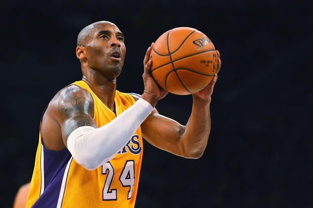 Michael Jordan, Kobe's idol, said Kobe is the only person to ever approach Jordan's work ethic.