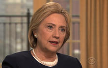 Hillary Clinton says she won't deploy combat troops to fight ISIS