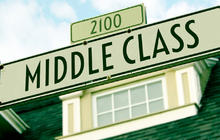 7 signs you're dropping out of the middle class