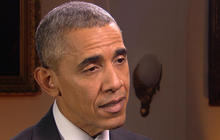 Obama on decision to send ground troops to fight ISIS