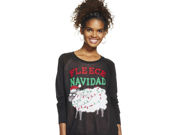 99f847bf8ad7  Oh deer: The rise of the ugly Christmas sweater - CBS News