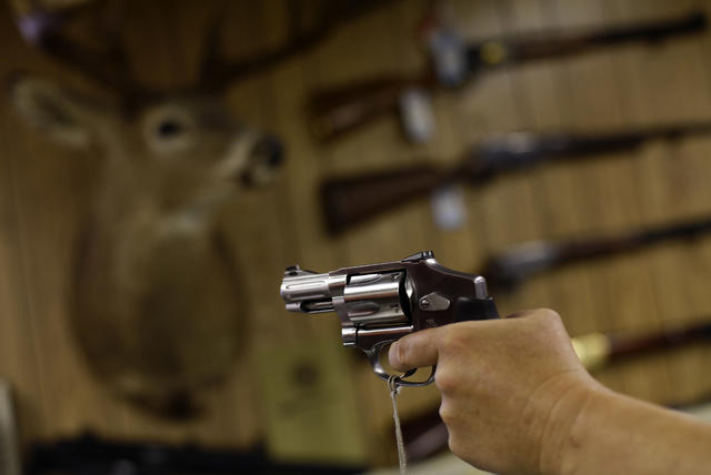 Methodology - Most heavily-armed states in America - Pictures - CBS News