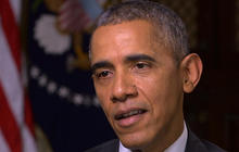 """President Obama: Republicans' climate change denial is """"unique"""""""