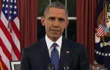 Obama speaks on ISIS, gun control, tolerance in Oval Office address