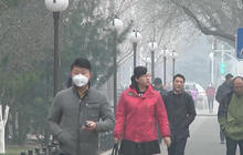 Unprecedented smog levels in Beijing