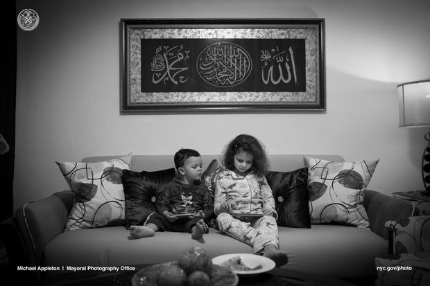Syrian family finds refuge in New York