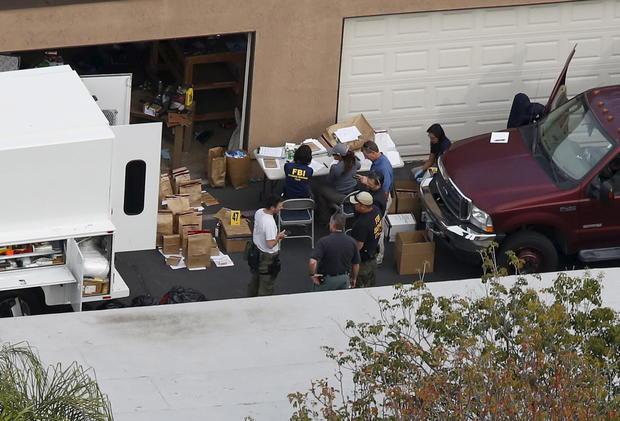 San Bernardino shooters
