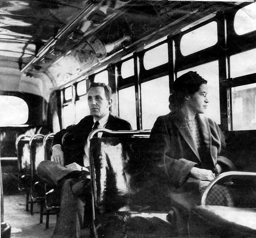 Rosa Parks Montgomery Bus Boycott 60th Anniversary Pictures