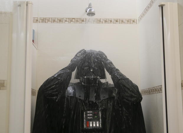 Darth Vader alive and well in Ukraine