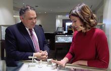 Guilt buying among Washington elite at Tiny Jewel Box?
