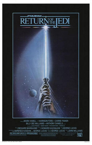 Return of the Jedi Teaser Poster