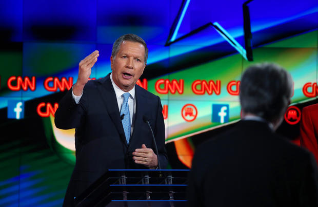 A crash course on the candidates