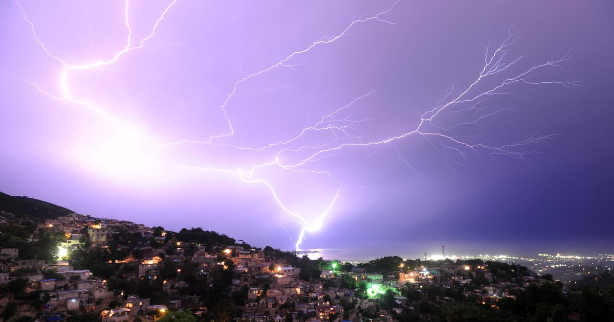 The Places On Earth Most Likely To Be Struck By Lightning