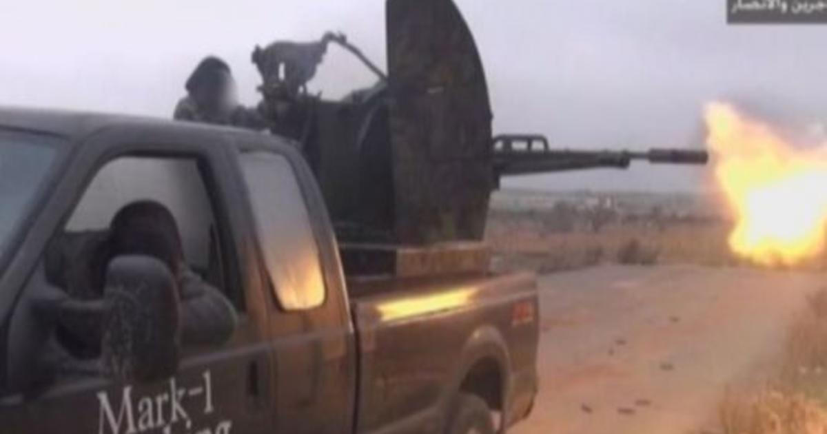 Texas plumber: I didn't sell my truck to ISIS - CBS News