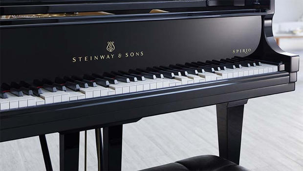 steinway sons 39 musical mastery cbs news. Black Bedroom Furniture Sets. Home Design Ideas