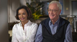 How a TV commercial changed Michael Caine's life