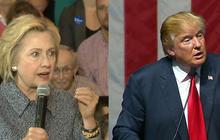 "Donald Trump calls out Bill Clinton for ""sexism"""