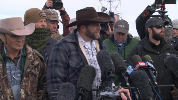Armed militia takeover in Oregon