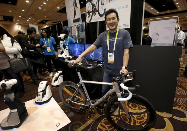 Cool new tech gadgets at CES 2016