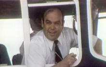 From the archive: Charles Kuralt rides the Goodyear blimp
