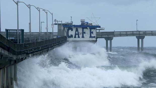 Godzilla El Niño headed for California
