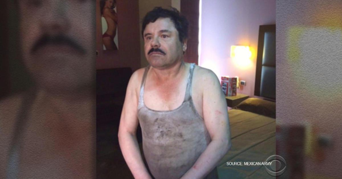 "Mad World News >> ""El Chapo"" in custody, again - CBS News"