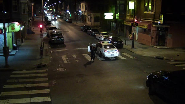 Gunman shoots Philly cop