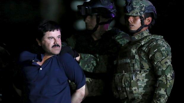 """Recapturing """"El Chapo"""""""