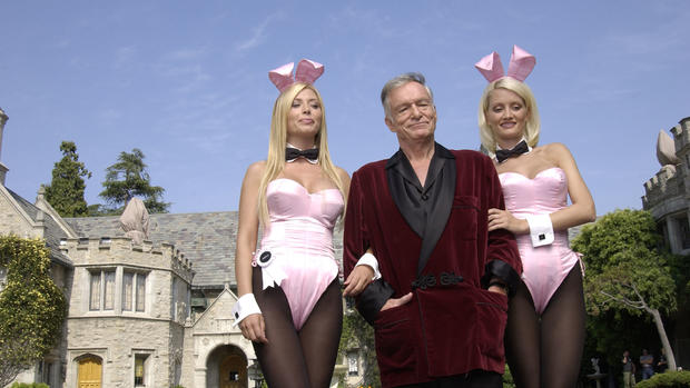 A look inside the Playboy Mansion