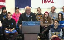 Clinton and Sanders face tight race in Iowa, New Hampshire