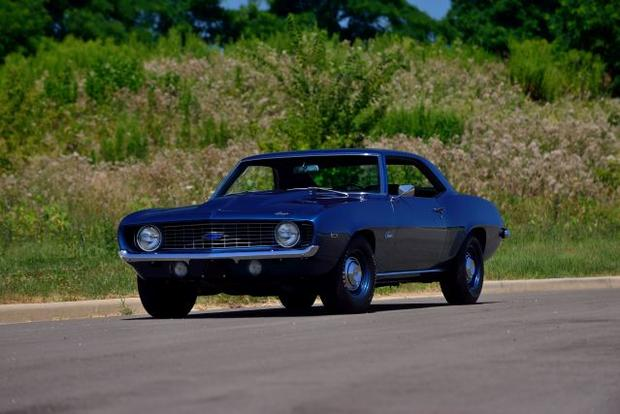 5 Muscle Cars Now Selling For Millions Cbs News